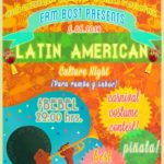 5.Juni 2014Latin American Culture Night im Bebel