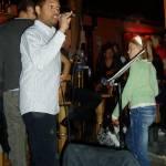 Carlos Morales singt (II)