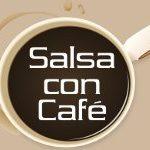 Logo Salsa con Café - Salsacafé
