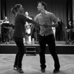 LRSO - with salsa-dance teachers