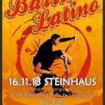 2013-11-16 Barrio latino Steinhaus Bautzen