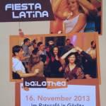 Fiesta Latina 16.11.2013