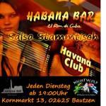 Salsa Stammtisch Havanna Bar Bautzen