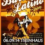 2014-09-06 Barrio Latino Steinhaus Bautzen