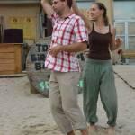 Tanzen abseits der Tanzfläche