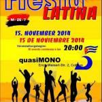 Fiesta Latina Quasimono 15.11.2014
