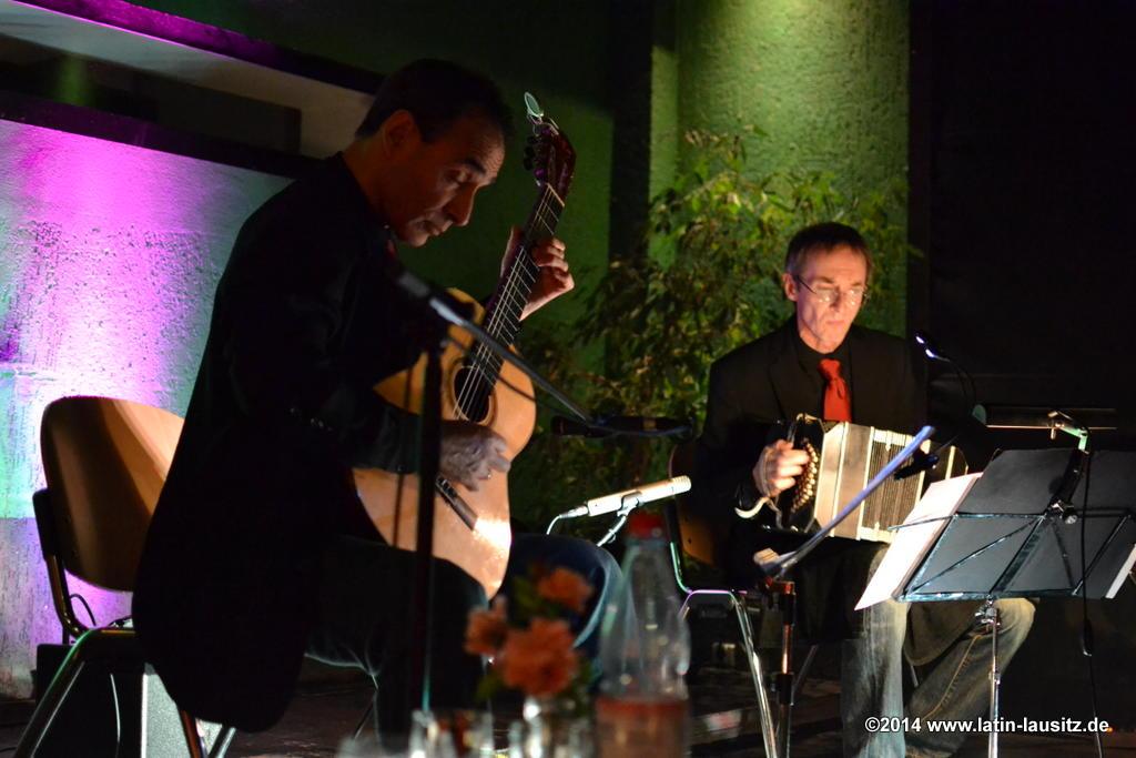 Tangonacht im Obenkino Oktober 2014