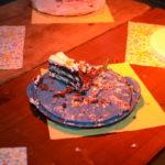 Der Kuchenhunger war groß