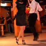 Mandy und Jörg tanzen Charleston