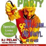 SALSA PARTY und Workshop 17.01.2015 Vinyl Zittau