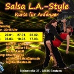 Salsa LA Anfänger Bautzen Anfang 2015