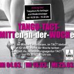 Tango Mittwoch mitten in der Woche März 2015