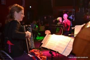 tangonacht im Gladhouse März 2015