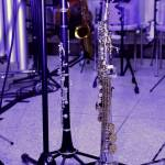 Eindrücke vor Konzertbeginn - Klarinette
