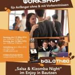 Flyer 4.Kizomba-Workshop Görlitz
