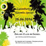 Flyer -Kizomba-Party