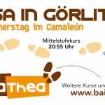 Bailathea Salsa Club jeden Donnerstag in Görlitz