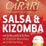 Salsa- & Kizombanacht am See