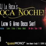 La Noche Loca 22.09.2018 Flyer