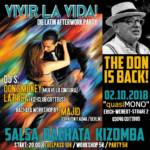 Vivir la Vida! Die Latin Afterwork Party