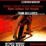 Tanzgefühl Intensiv-Workshop Frank La Roca Cottbus