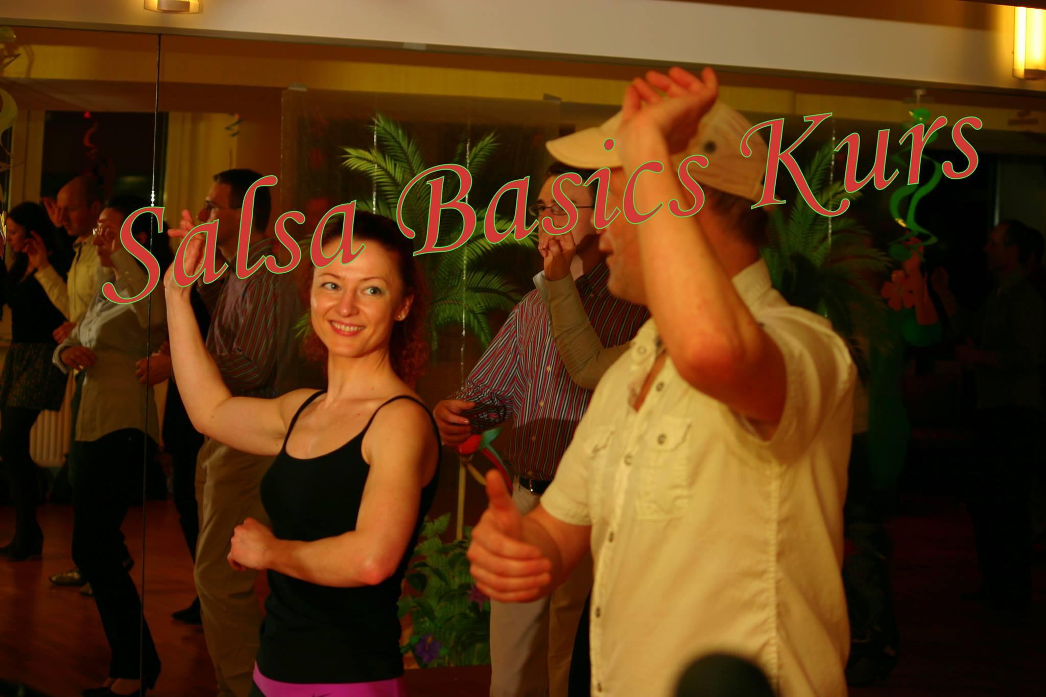 Salsa Fürstenwalde Basic Kurs Titelbbild Achim und Diana