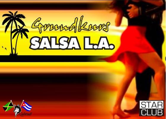Salsa L.A.-Style Grundkurs